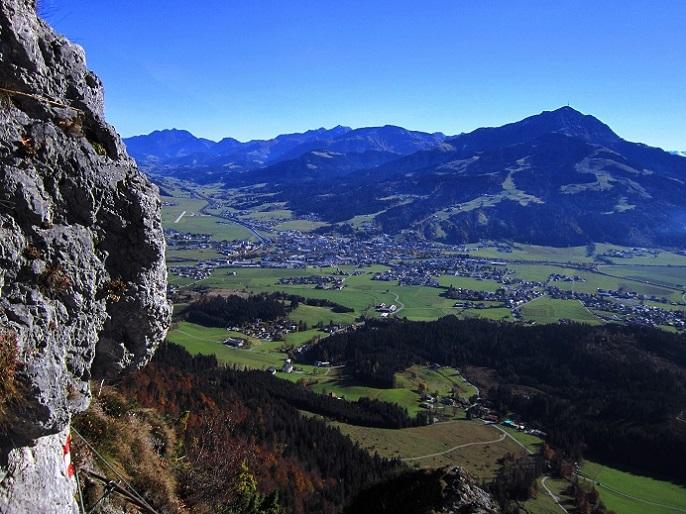 Foto: Andreas Koller / Klettersteig Tour / Maiklsteig und Schatterberg (1274m) / 10.01.2017 02:47:21
