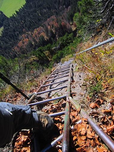 Foto: Andreas Koller / Klettersteig Tour / Maiklsteig und Schatterberg (1274m) / 10.01.2017 02:47:03