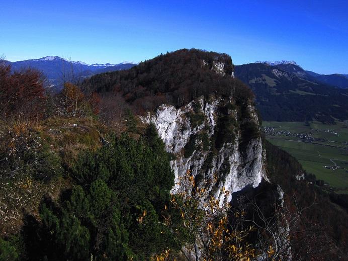 Foto: Andreas Koller / Klettersteig Tour / Maiklsteig und Schatterberg (1274m) / 10.01.2017 02:45:48