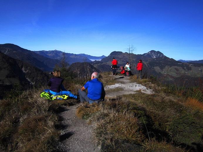 Foto: Andreas Koller / Klettersteig Tour / Maiklsteig und Schatterberg (1274m) / 10.01.2017 02:45:19