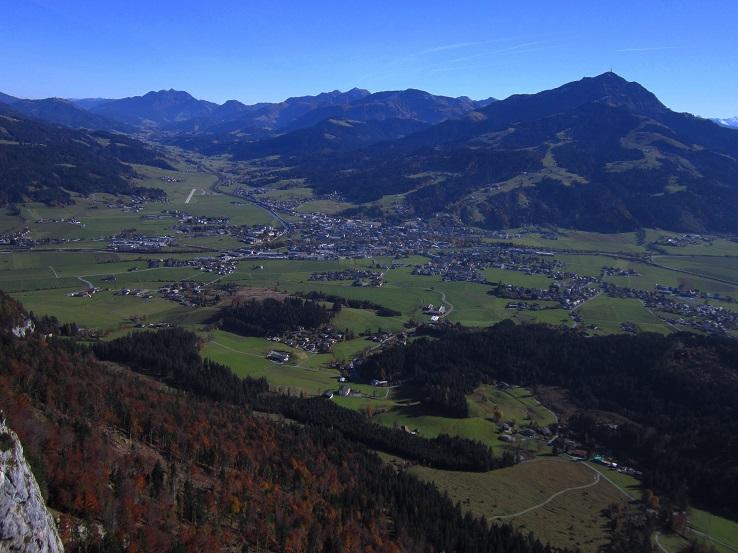 Foto: Andreas Koller / Klettersteig Tour / Maiklsteig und Schatterberg (1274m) / 10.01.2017 02:44:57