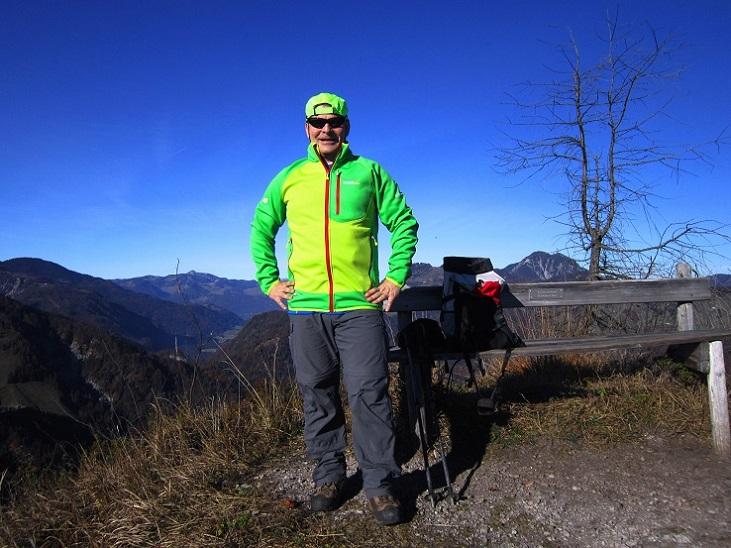 Foto: Andreas Koller / Klettersteig Tour / Maiklsteig und Schatterberg (1274m) / 10.01.2017 02:44:36