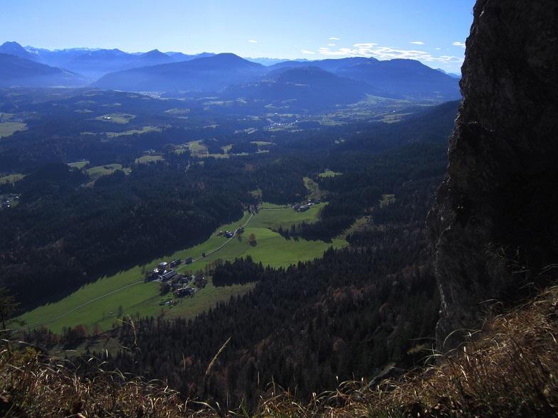 Foto: Andreas Koller / Klettersteig Tour / Maiklsteig und Schatterberg (1274m) / 10.01.2017 02:43:06