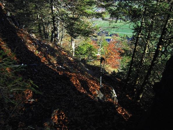 Foto: Andreas Koller / Klettersteig Tour / Maiklsteig und Schatterberg (1274m) / 10.01.2017 02:41:25