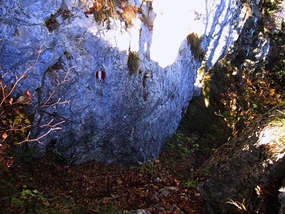 Foto: Andreas Koller / Klettersteig Tour / Maiklsteig und Schatterberg (1274m) / 10.01.2017 02:41:03