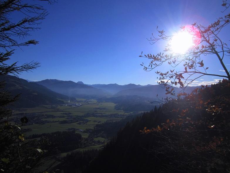 Foto: Andreas Koller / Klettersteig Tour / Maiklsteig und Schatterberg (1274m) / 10.01.2017 02:40:31