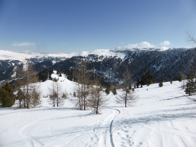 Foto: Manfred Karl / Skitour / Peitlernock von Innerkrems / 16.01.2017 20:40:07