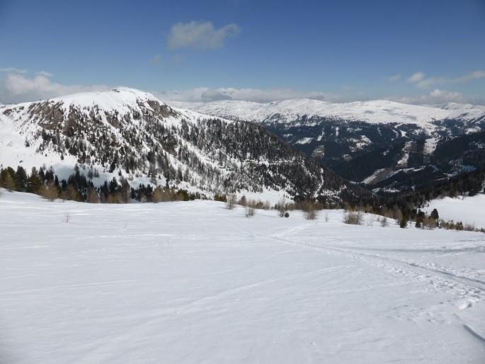 Foto: Manfred Karl / Skitour / Peitlernock von Innerkrems / 16.01.2017 20:38:10