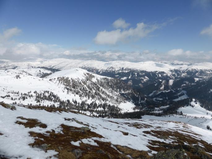 Foto: Manfred Karl / Skitour / Peitlernock von Innerkrems / 16.01.2017 20:36:31