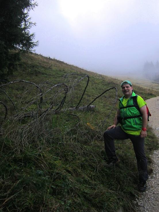 Foto: Andreas Koller / Klettersteigtour / Schützensteig und Jenner (1874m) / 09.03.2017 02:36:49