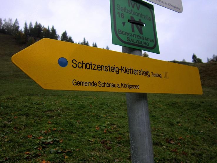 Foto: Andreas Koller / Klettersteigtour / Schützensteig und Jenner (1874m) / 09.03.2017 02:33:10