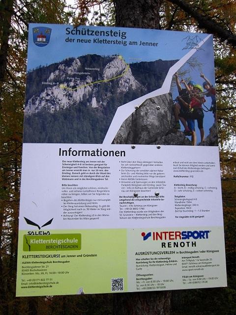 Foto: Andreas Koller / Klettersteigtour / Schützensteig und Jenner (1874m) / 09.03.2017 02:30:59