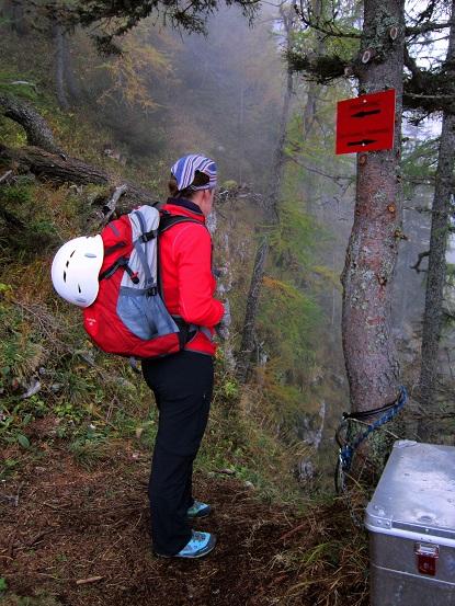 Foto: Andreas Koller / Klettersteigtour / Schützensteig und Jenner (1874m) / 09.03.2017 02:30:35