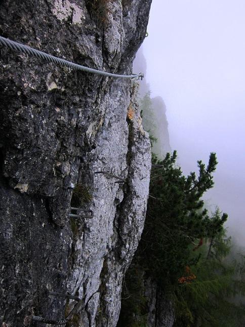 Foto: Andreas Koller / Klettersteigtour / Schützensteig und Jenner (1874m) / 09.03.2017 02:27:03