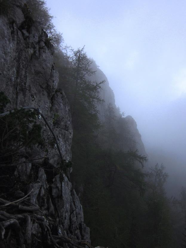 Foto: Andreas Koller / Klettersteigtour / Schützensteig und Jenner (1874m) / 09.03.2017 02:26:13