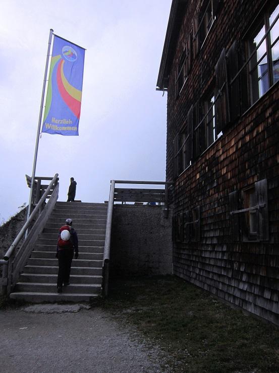 Foto: Andreas Koller / Klettersteigtour / Schützensteig und Jenner (1874m) / 09.03.2017 02:18:37