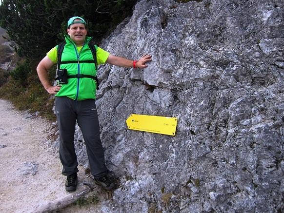 Foto: Andreas Koller / Klettersteigtour / Schützensteig und Jenner (1874m) / 09.03.2017 02:18:22