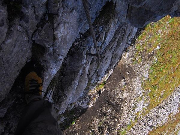 Klettersteig Klamml : Fotogalerie tourfotos fotos zur klettersteig tour