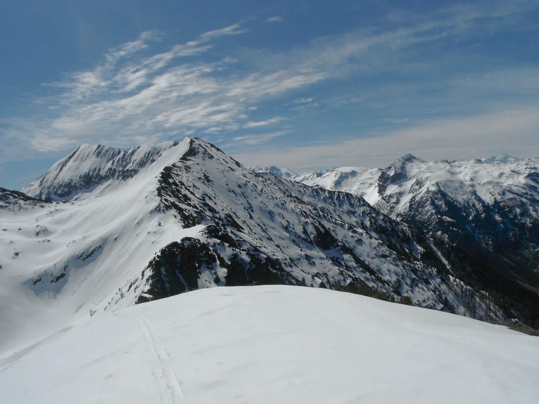 Klettersteig Zauchensee : Großalber klettersteig nationalpark kalkalpen region