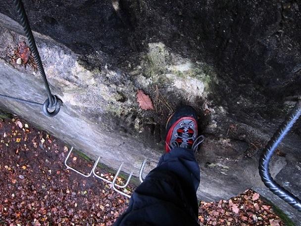 Klettersteig Sächsische Schweiz : Fotogalerie tourfotos fotos zur klettersteig tour