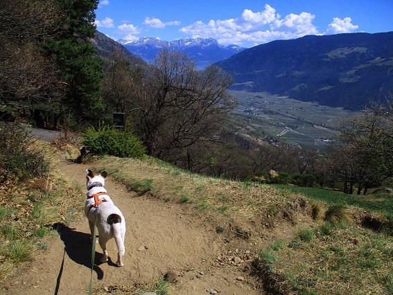 Klettersteig Naturns Knott : Klettersteig u eknottu c unterstell finja mathis mama