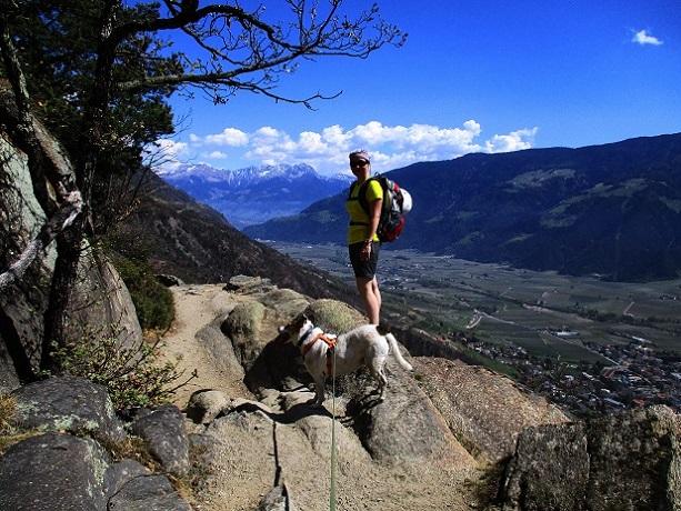 Klettersteig Naturns Knott : Klettersteig knott unterstell u finja mathis mama und
