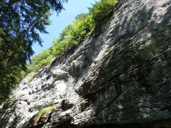 Klettersteig Gosau : Fotogalerie tourfotos fotos zur klettersteig tour max und