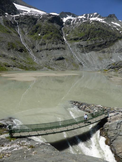 Foto: Manfred Karl / Wandertour / Gletscherweg Pasterze / 29.07.2017 17:14:21