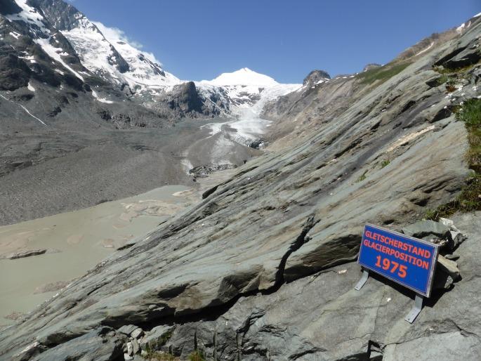 Foto: Manfred Karl / Wandertour / Gletscherweg Pasterze / 1975 / 29.07.2017 17:09:42