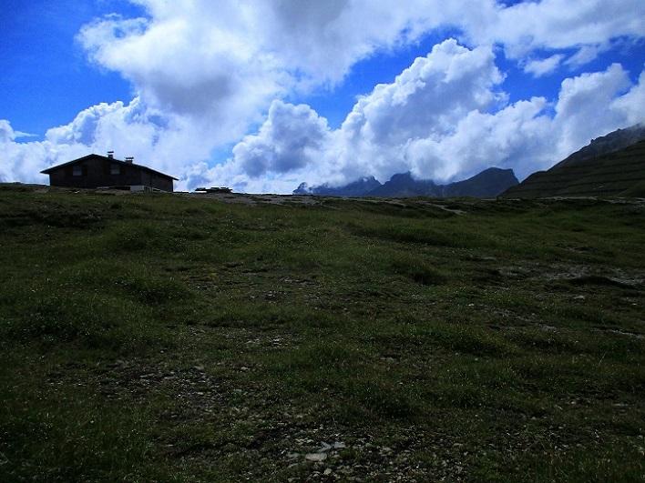 Foto: Andreas Koller / Wandertour / Blumenberg Blaser (2241m) / Abstieg von der Blaserhütte / 17.09.2017 21:44:28