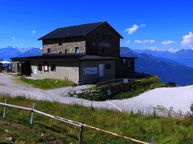 Foto: Andreas Koller / Wander Tour / Zirbenweg und Viggarspitze (2306m) / Patscherkofel Haus als Ausgangspunkt / 11.10.2017 23:00:42
