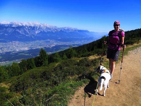 Foto: Andreas Koller / Wander Tour / Zirbenweg und Viggarspitze (2306m) / 11.10.2017 23:00:11