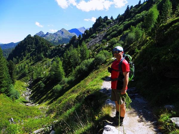 Foto: Andreas Koller / Wander Tour / Zirbenweg und Viggarspitze (2306m) / 11.10.2017 22:59:39