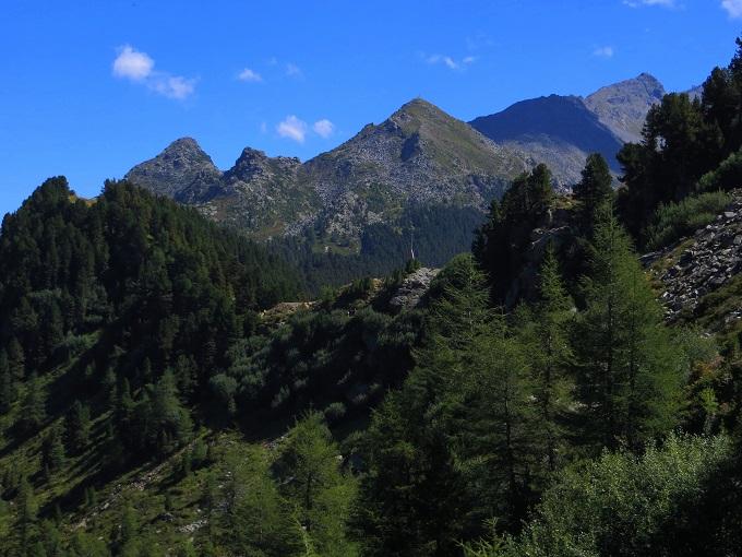 Foto: Andreas Koller / Wander Tour / Zirbenweg und Viggarspitze (2306m) / 11.10.2017 22:59:34