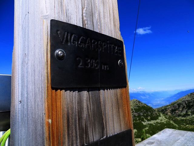 Foto: Andreas Koller / Wander Tour / Zirbenweg und Viggarspitze (2306m) / 11.10.2017 22:58:06