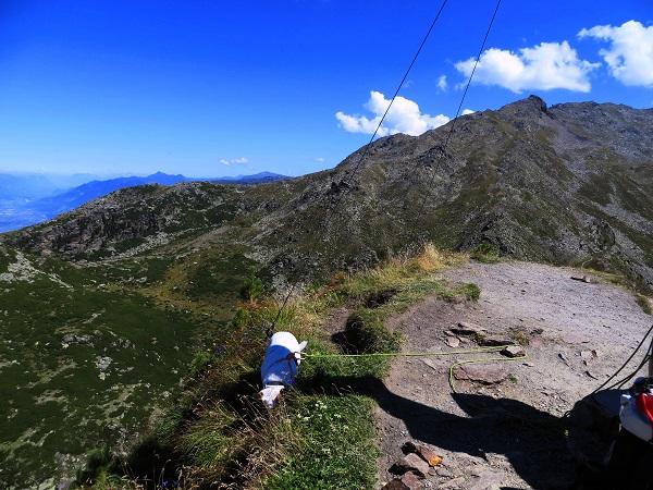 Foto: Andreas Koller / Wander Tour / Zirbenweg und Viggarspitze (2306m) / 11.10.2017 22:57:48