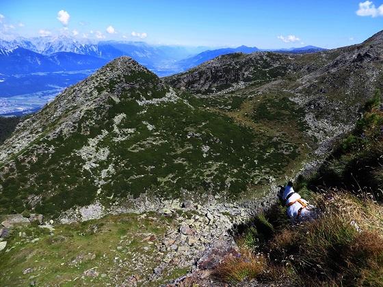 Foto: Andreas Koller / Wander Tour / Zirbenweg und Viggarspitze (2306m) / 11.10.2017 22:57:31