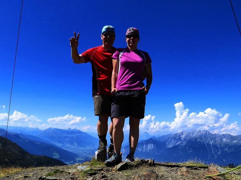 Foto: Andreas Koller / Wander Tour / Zirbenweg und Viggarspitze (2306m) / 11.10.2017 22:56:42
