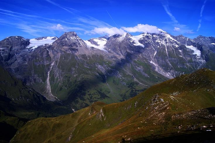 Foto: Andreas Koller / Wandertour / Zwei 3000er über der Großglockner Hochalpenstraße (3092m) / Aufstieg zur Racherin und zum Wasserradkopf / 08.11.2017 02:03:02