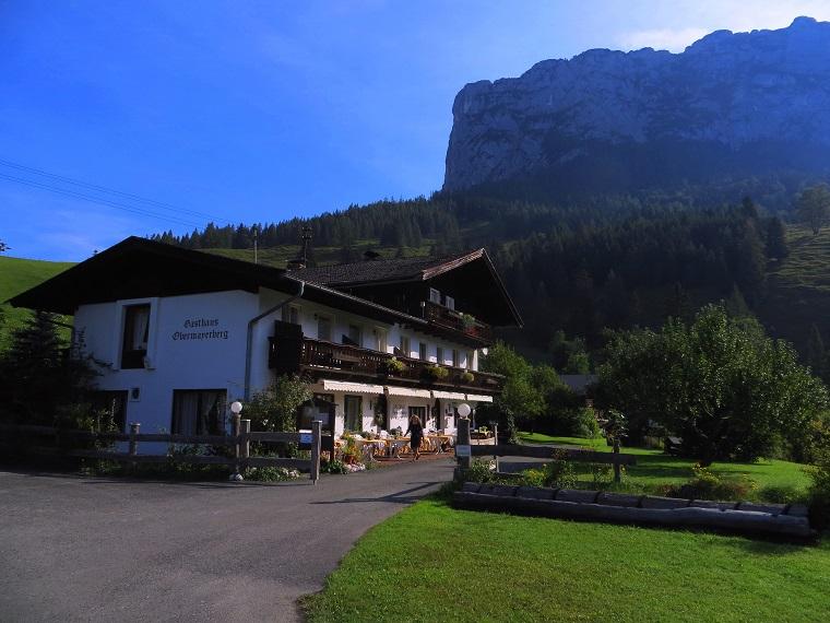 Foto: Andreas Koller / Klettersteigtour / TG Reiter Alpe 1: Klettersteig Mayrbergscharte (2055m) / Ausgangspunkt Gh Obermayrberg / 12.11.2017 00:29:24