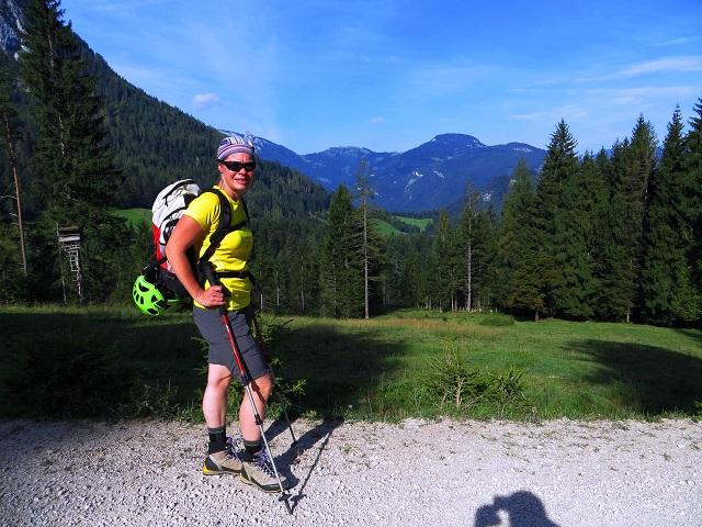 Foto: Andreas Koller / Klettersteigtour / TG Reiter Alpe 1: Klettersteig Mayrbergscharte (2055m) / 12.11.2017 00:29:02