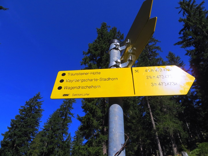 Foto: Andreas Koller / Klettersteigtour / TG Reiter Alpe 1: Klettersteig Mayrbergscharte (2055m) / 12.11.2017 00:28:39