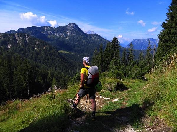 Foto: Andreas Koller / Klettersteigtour / TG Reiter Alpe 1: Klettersteig Mayrbergscharte (2055m) / 12.11.2017 00:28:29