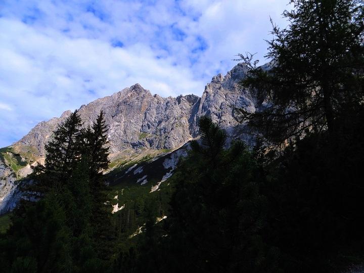 Foto: Andreas Koller / Klettersteigtour / TG Reiter Alpe 1: Klettersteig Mayrbergscharte (2055m) / 12.11.2017 00:27:35
