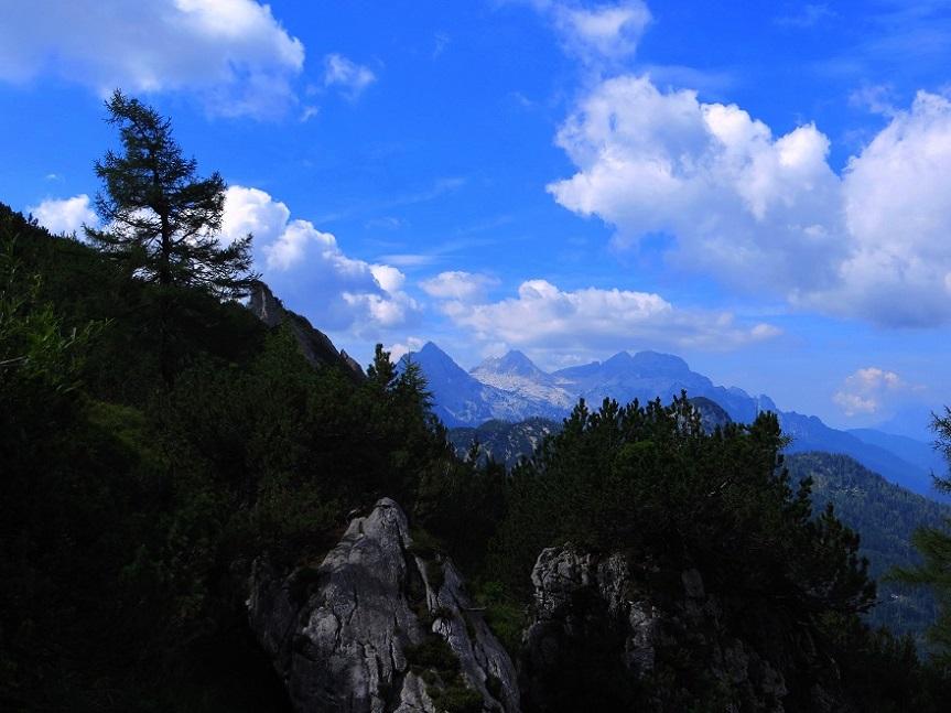 Foto: Andreas Koller / Klettersteigtour / TG Reiter Alpe 1: Klettersteig Mayrbergscharte (2055m) / 12.11.2017 00:27:27