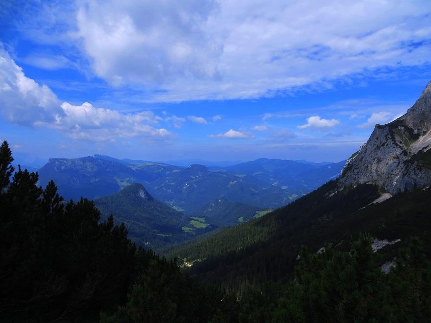 Foto: Andreas Koller / Klettersteigtour / TG Reiter Alpe 1: Klettersteig Mayrbergscharte (2055m) / 12.11.2017 00:27:12
