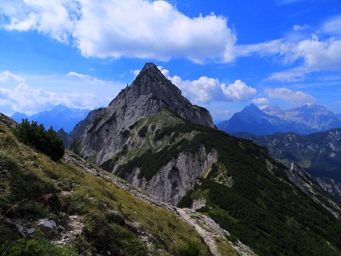 Foto: Andreas Koller / Klettersteigtour / TG Reiter Alpe 1: Klettersteig Mayrbergscharte (2055m) / 12.11.2017 00:26:38