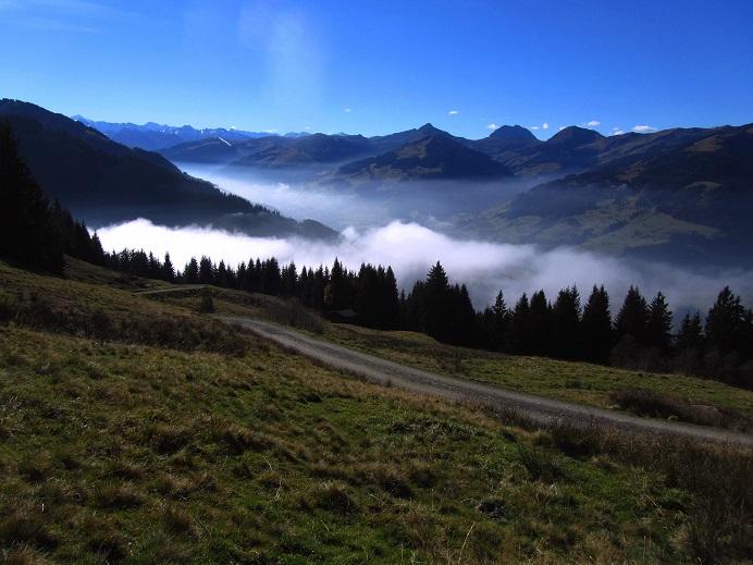 Foto: Andreas Koller / Wandertour / Großer Gebra - eine stille Tour in den Kitzbüheler Alpen (2057m) / 08.12.2017 17:27:36
