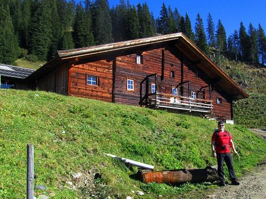 Foto: Andreas Koller / Wandertour / Großer Gebra - eine stille Tour in den Kitzbüheler Alpen (2057m) / Gebraalm / 08.12.2017 17:27:09