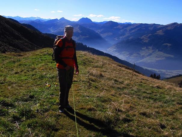Foto: Andreas Koller / Wandertour / Großer Gebra - eine stille Tour in den Kitzbüheler Alpen (2057m) / 08.12.2017 17:26:28